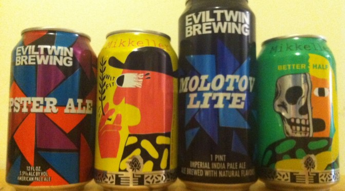 Evil Twin and Mikkeller Brewing